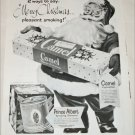 1951 Camel Cigarette & Prince Albert Tobacco Christmas ad