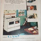 Gas ad featuring Tappan Gas Range