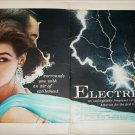 1954 Electrique Perfume ad
