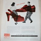 1946 Mead Corporation Fancy Stepping ad