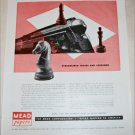 1947 Mead Corporation Streamlined ad