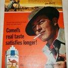 1965 Camel Cigarette ad featuring Orin Murray