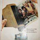 1967 Polaroid Land Automatic 210 Camera Thanksgiving ad