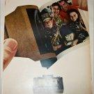 1967 Polaroid Land Automatic 210 Camera Band ad