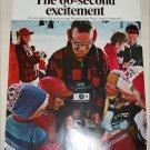 1968 Polaroid Land Automatic 210 Camera Winter ad
