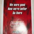 2001 Wrigley's Big Red Gum ad