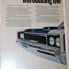 1970 American Motors Rebel Machine 2 dr ht car ad