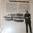 1970 American Motors Lineup Car ad