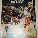 1969 Camel Cigarette ad
