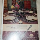 1847 Rogers Brothers Heritage Silverware Mothers Day ad
