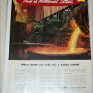 National Steel Corporation ad