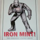 1998 Altoids Iron Man Candy ad