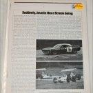 1971 American Motors Javelin Racing article