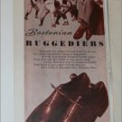 1945 Bostonians Shoes ad