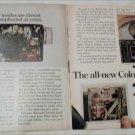 1969 Polaroid Colorpack II Camera ad #3