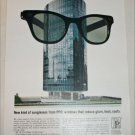 1966 Pittsburgh Plate Glass Company ad