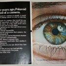 1969 Polaroid Colorpack II Camera ad