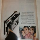 1970 Polaroid Automatic 350 Camera Teens ad