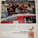 1973 Camel Filters Cigarette Spot the Camel Smoker ad #1