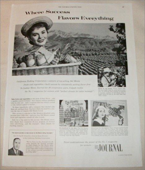 1955 Ladies Home Journal ad