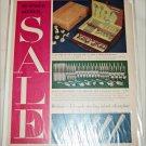 Holmes & Edwards Silverware Summer Sale ad