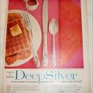 1957 Holmes & Edwards DeepSilver ad