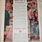 1952 Republic Steel Willie ad