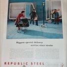 1960 Republic Steel ad