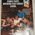 1978 Camel Cigarette ad