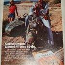 1978 Camel Filters Cigarette ad