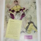 1952 Braemar Clothing Dual Role ad from the UK