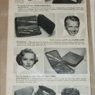1950 La Cross Hand Care Kits ad featuring John Lund & Lucille Ball