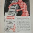 1951 Robertshaw-Fulton Temperature Controls ad