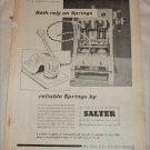 1954 Salter & Company ad from the UK