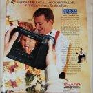 1994 Sharp Viewcam Camcorder ad #1