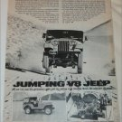1972 American Motors Jeep CJ-5 ad #1