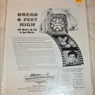 Movie Advertising Bureau ad