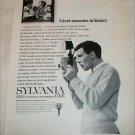 1964 Sylvania Sun Gun Movie Light ad