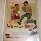 Brown Shoe Buster Brown Shoes ad