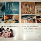 1956 Libbey Owens Glassware ad