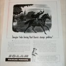 Solar Stainless Products Paul Revere ad