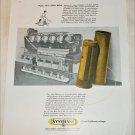 Synthane Plastic Nylon Filaments ad