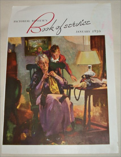 1936 Pictorial Revue ad