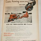 1953 Allis-Chalmers WD Tractor ad
