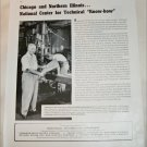 Territorial Information Department ad for northern Illinois