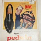1959 Brown Pedwin Shoe ad