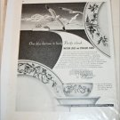 1946 Syracuse China Matson Lines ad