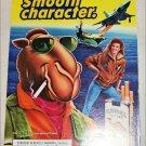 1989 Camel Filters Joe Camel Carrier Cigarette ad
