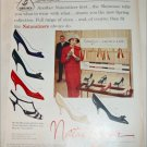 1959 Brown Naturalizer Shoe ad