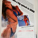 1990 Sport's Illustrated Swimsuit Edition ad